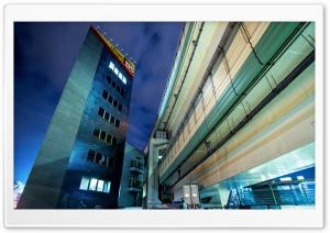 Buildings, City of Yokohama,...