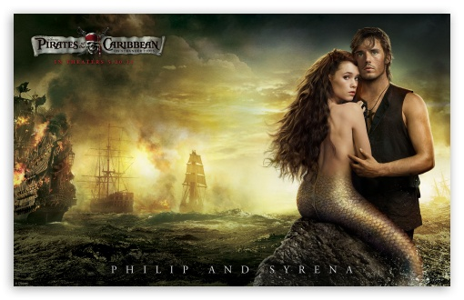 Download Philip And Syrena - 2011 Pirates Of The... UltraHD Wallpaper