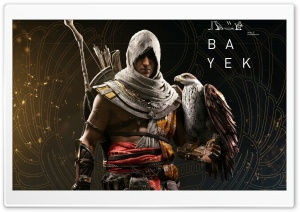 Bayek, Assassins Creed...