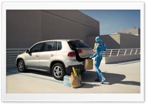 Food Shopping CGI