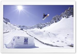 Winter Games Europe Tignes