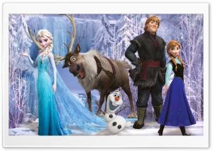Frozen Movie 2014 Winter