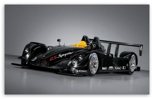 Download Formula 1 Porsche RS Spyder UltraHD Wallpaper