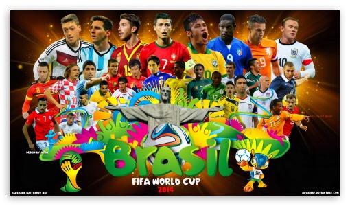 Download FIFA WORLD CUP 2014 UltraHD Wallpaper