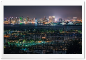 San Diego City, California, USA