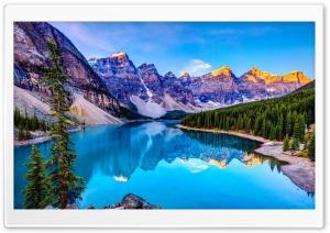 Nature, Mountains, Blue Lake