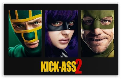 Download Kick Ass 2 2013 Movie HD UltraHD Wallpaper