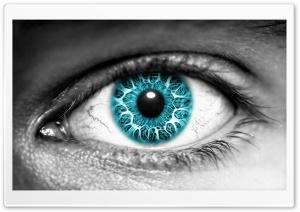 Turquise Eye By K23