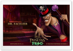 Princess And The Frog Dr....