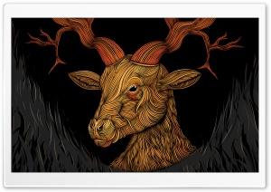 Deer God.