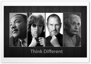 Think Different-Martin Luther...