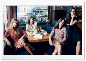 Girls TV series Cast