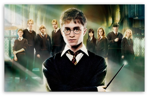 Download Harry Potter And The Order Of Phoenix UltraHD Wallpaper