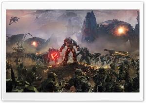 Halo Wars 2 Atriox Battlefield