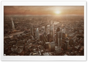 London - The City of...