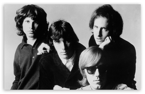 Download The Doors Photo UltraHD Wallpaper