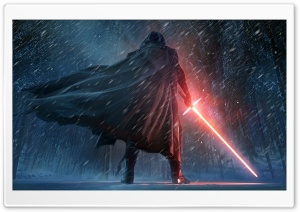 Kylo Ren Star Wars The Force...