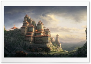 Mountain Top Fortress