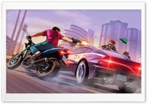 GTA 5 Street Fight