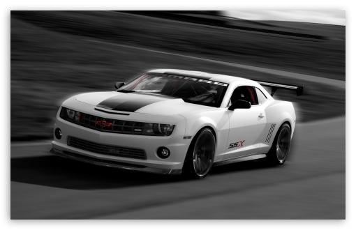 Download Chevrolet Camaro SSX UltraHD Wallpaper