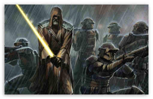 Download Star Wars The Force Unleashed Art UltraHD Wallpaper