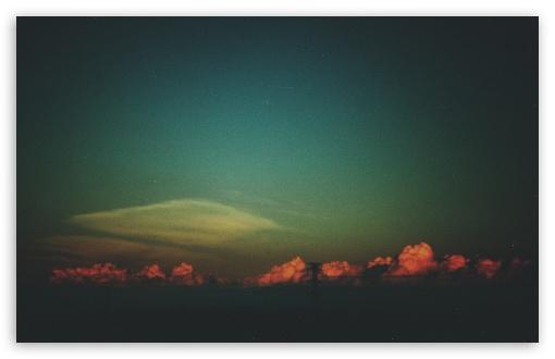 Download Clouds Vintage UltraHD Wallpaper