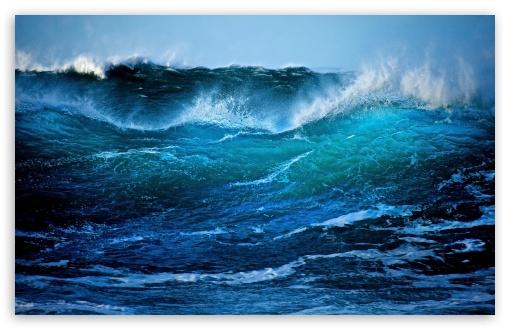 Download Wave UltraHD Wallpaper