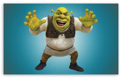 Download Shrek, Shrek Forever After Movie UltraHD Wallpaper