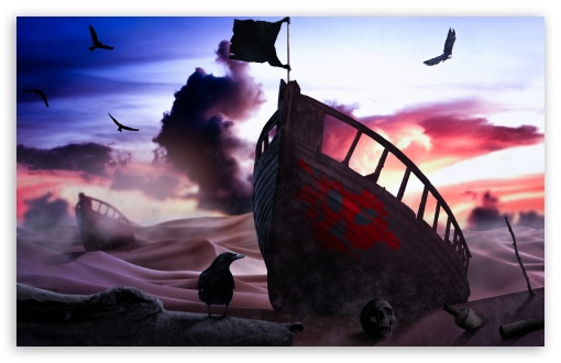 Download Ship UltraHD Wallpaper