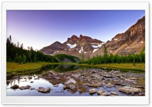 Beautiful Mountain Creek