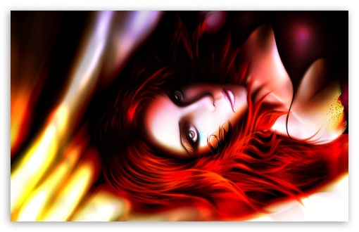 Download Fantasy Girl 49 UltraHD Wallpaper