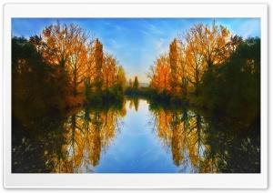 Mirroring Nature Photography