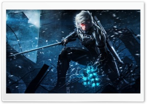 Metal Gear Rising Revengence