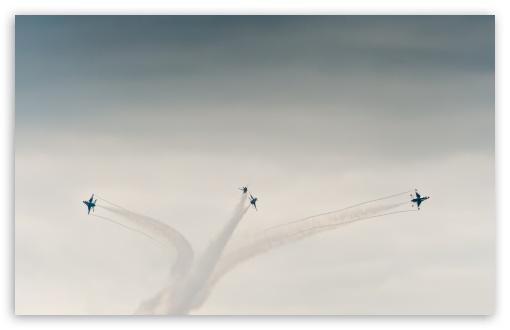 Download Thunderbirds UltraHD Wallpaper
