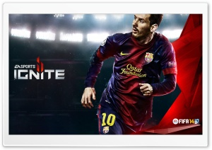EA Sports Ignite FIFA 14