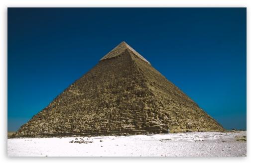 Download The Pyramids At Giza, Egypt UltraHD Wallpaper
