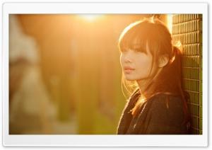Very Cute Asian Woman