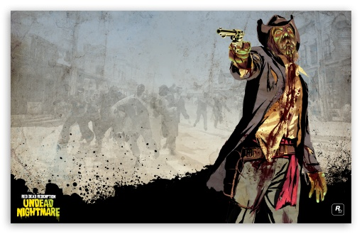 Download Red Dead Redemption Undead Nightmare UltraHD Wallpaper