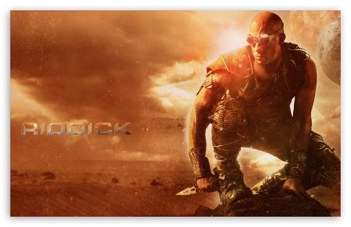 Download Riddick UltraHD Wallpaper