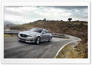 2014 Jaguar XJR Road