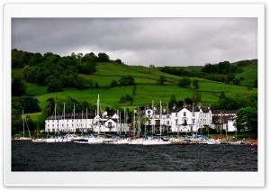 Windermere, Lake District,...