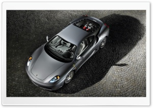 Ferrari F430 Modena Gray