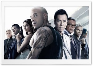 xXx Return Of Xander Cage...