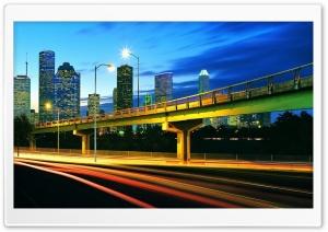 Rush Hour City Dual Monitor