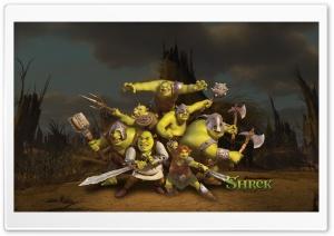 Ogres, Shrek The Final Chapter