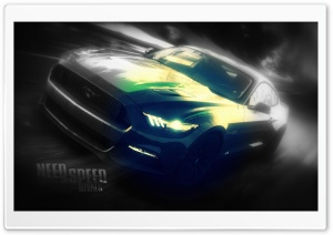NEED FOR SPEED RIVALS Mustang