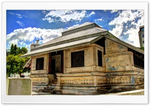 Mosque-HDR