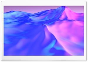 Mountain Surface 3D