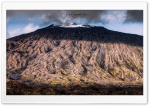Snaefellsjokull Volcano...