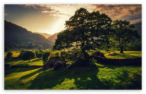 Download England Landscape UltraHD Wallpaper